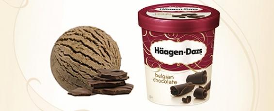 helado de chocolate belga helado hagendazs